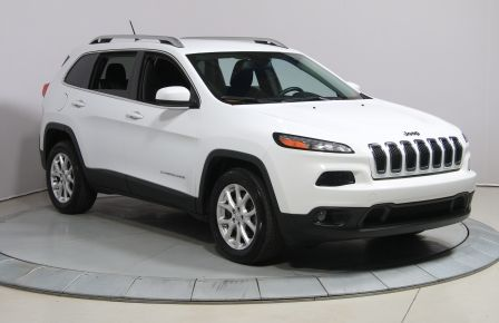 2014 Jeep Cherokee NORTH V6 AUTO A/C GR ÉLECT MAGS BLUETHOOT #0
