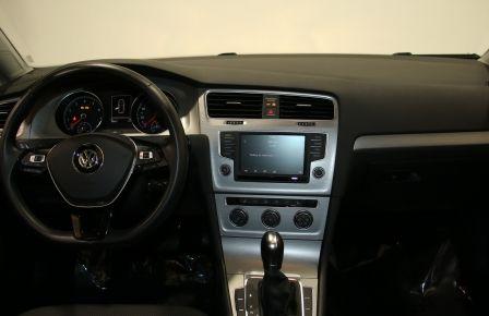 2016 Volkswagen Golf 1.8 TURBO  TRENDLINE AUTO A/C MAGS BLUETHOOT CAMÉR #0