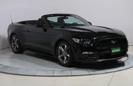 2016 Ford Mustang CONVERTIBLE V6 AUTO A/C  MAGS BLUETHOOT CAMÉRA DE #0