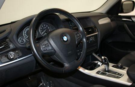 2013 BMW X3 28i X DRIVE AWD #0