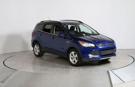 2015 Ford Escape SE AUTO A/C CUIR  MAGS BLUETHOOT CAMÉRA DE RECUL #0