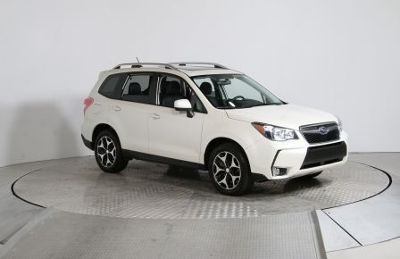 2015 Subaru Forester 2.0XT PREMIUM AWD TURBO AUTO A/C TOIT PANO MAGS #0