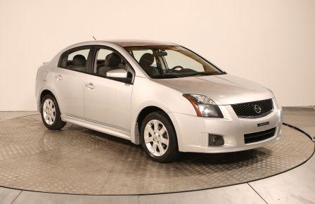 2012 Nissan Sentra 2.0 SR AUTO A/C MAGS #0