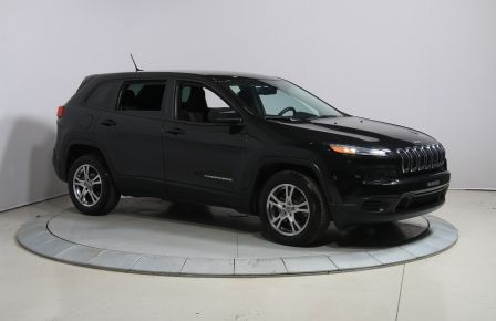 2014 Jeep Cherokee SPORT A/C BLUETOOTH MAGS #0