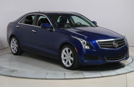 2013 Cadillac ATS 2.0 TURBO AUTO A/C CUIR TOIT MAGS BLUETHOOT #0