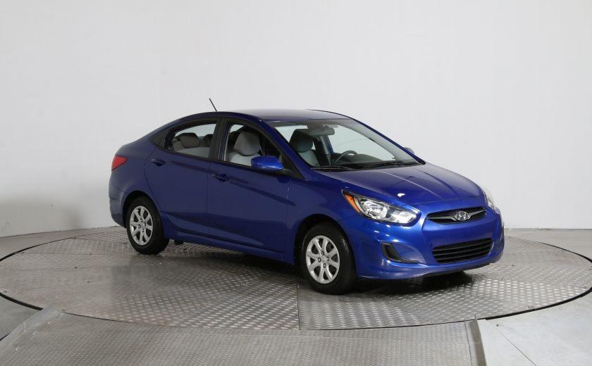 2012 Hyundai Accent L #0