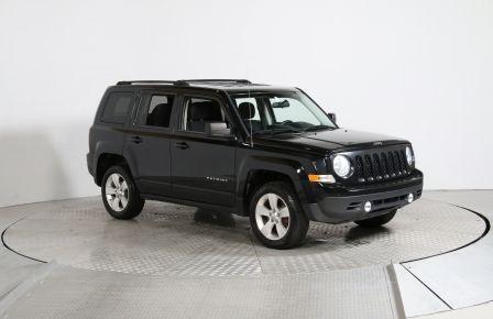 2012 Jeep Patriot NORTH 4WD AUTO A/C GR ÉLECT MAGS #0