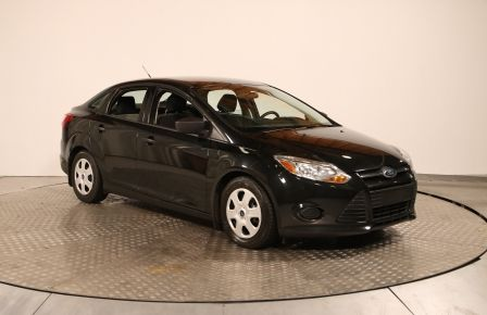 2014 Ford Focus S #0