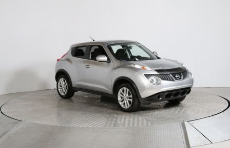 2011 Nissan Juke SV A/C GR ELECT MAGS BLUETOOTH #0