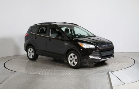 2013 Ford Escape SE AWD A/C GR ELECT MAGS BLUETHOOT #0
