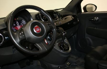 2016 Fiat 500 Sport AUTO A/C CUIR MAGS #0