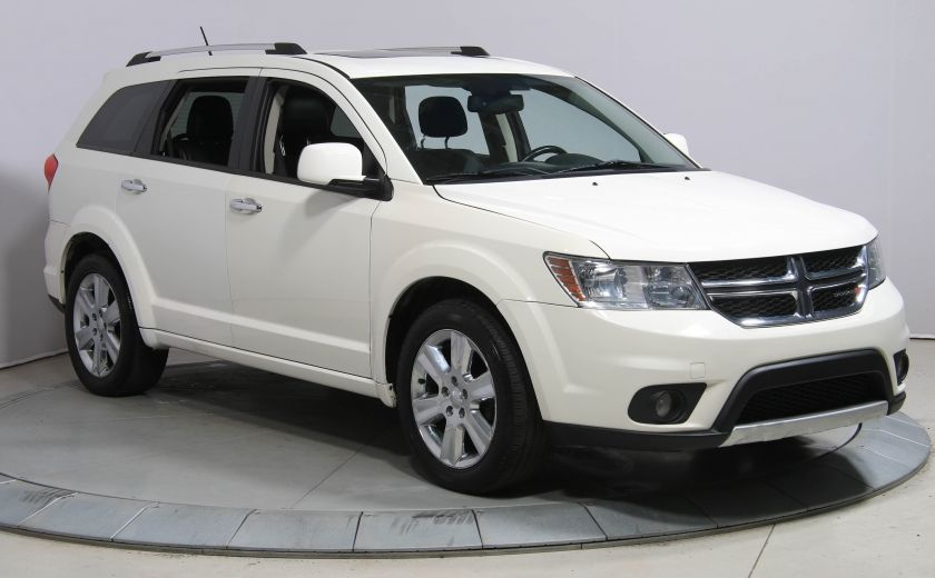 2011 Dodge Journey R/T AWD TOIT OUVRANT CUIR BLUETOOTH #0