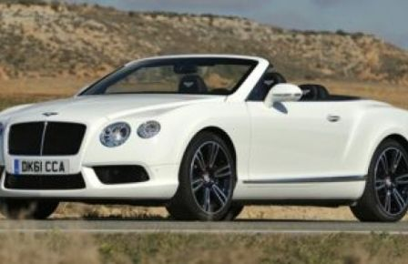 2014 Bentley Continental GT V8 Convertible à Québec