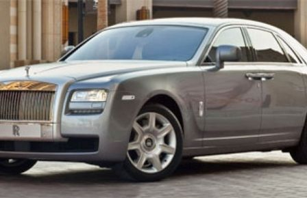 2012 Rolls Royce Ghost Base à Repentigny