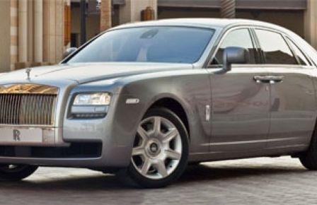 2012 Rolls Royce Ghost  à Sherbrooke
