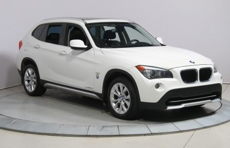 2012 BMW X1 XDRIVE28i TOIT PANORAMIQUE NAVIGATION #0