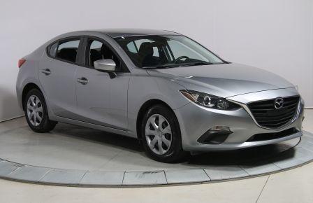 2014 Mazda 3 GX-SKYACTIVE AUTO A/C GR ÉLECT BLUETHOOT #0
