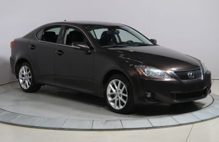 2012 Lexus IS250 AWD BLUETOOTH GR ELECTRIQUE MAGS #0