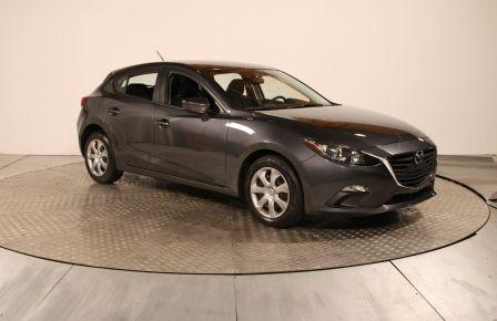 2014 Mazda 3 GX-SKY AUTO AC GR ELECT BLUETOOTH #0