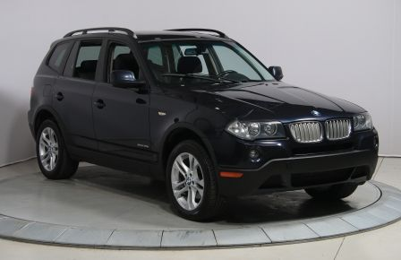2010 BMW X3 XDRIVE30i TOIT PANORAMIQUE BLUETOOTH MAGS #0