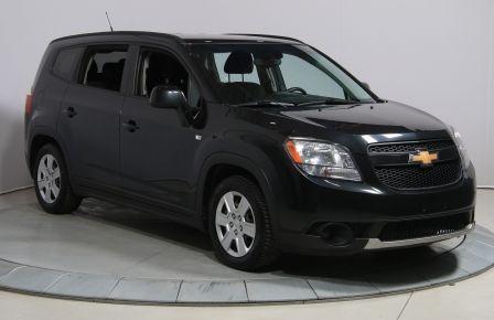 2012 Chevrolet Orlando 1LT AUTO A/C GR ÉLECT BLUETHOOT 7 PASSAGERS #0