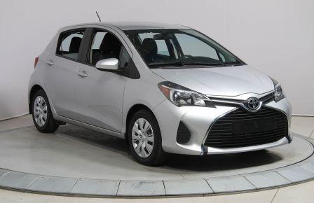 2015 Toyota Yaris LE AUTO BLUETOOTH GR ELECTRIQUE #0