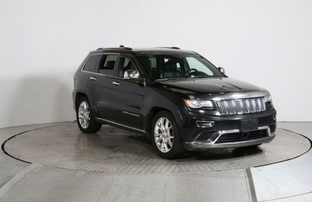 2014 Jeep Grand Cherokee Summit 4WD CUIR TOIT NAVIGATION MAGS BLUETOOTH CAM #0