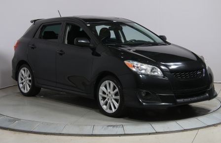 2009 Toyota Matrix XRS A/C TOIT OUVRANT BLUETOOTH MAGS #0