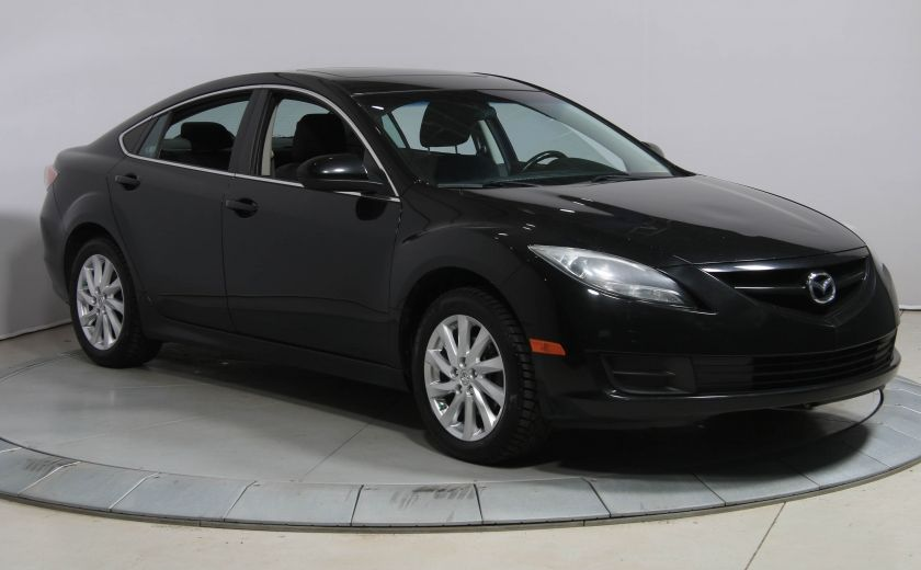 2013 Mazda 6 GS A/C TOIT BLUETOOTH MAGS #0