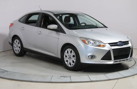 2012 Ford Focus SE A/C BLUETOOTH GR ELECTRIQUE #0