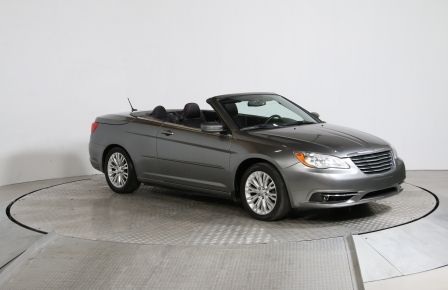 2012 Chrysler 200 Touring A/C GR ELECT CONVERTIBLE MAGS #0