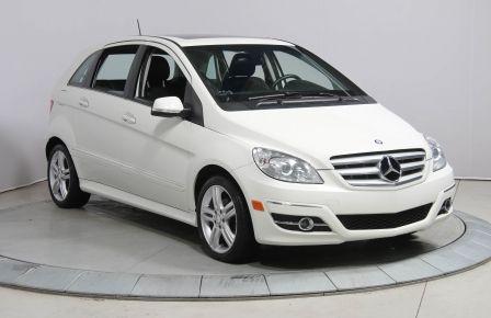 2011 Mercedes Benz B200 A/C TOIT BLUETOOTH MAGS #0