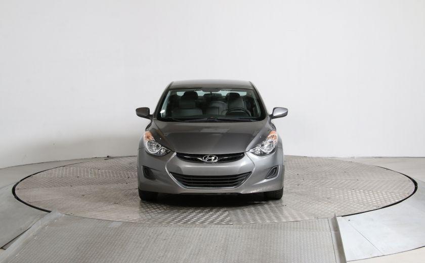2013 Hyundai Elantra GL AUTO A/C GR ÉLECT BLUETOOTH #0