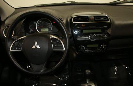 2014 Mitsubishi Mirage SE A/C BLUETOOTH BANCS CHAUFFANT GR ELECTRIQUE #0