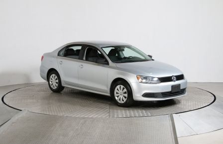 2013 Volkswagen Jetta TRENDLINE AUTO A/C BANC CHAUFFANT #0
