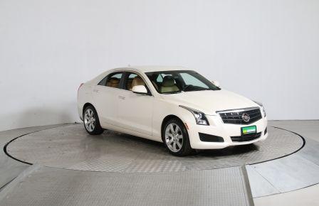2013 Cadillac ATS AUTO A/C CUIR  MAGS BLUETHOOT #0