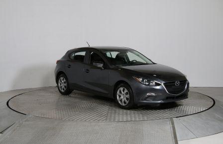 2014 Mazda 3 GX-SKY AUTO A/C GR ELECT BLUETHOOT #0