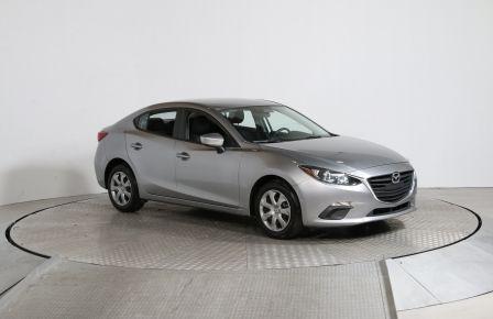 2014 Mazda 3 GX-SKY AUTO A/C BLUETOOTH #0