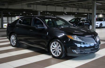 2013 Lincoln MKS 3.7L AWD AUTO A/C CUIR NAVIGATION  MAGS CAMÉRA DE #0