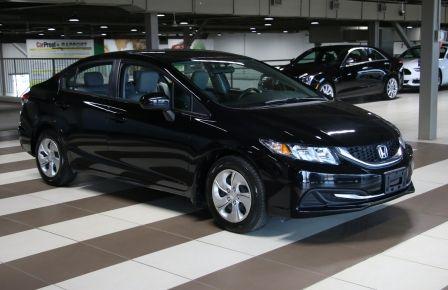2014 Honda Civic LX AUTO AC GR ELECT BLUETOOTH #0