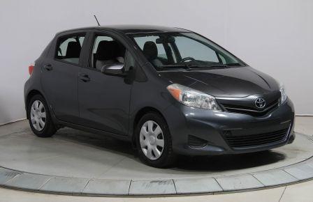 2012 Toyota Yaris LE AUTO A/C BLUETOOTH GR ELECTRIQUE #0
