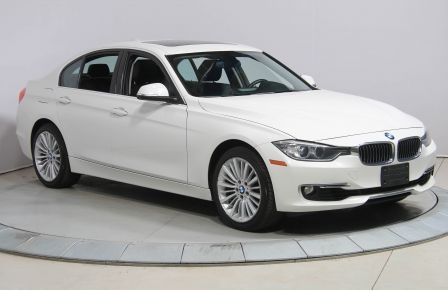 2014 BMW 328I XDRIVE TOIT OUVRANT CUIR MAGS #0