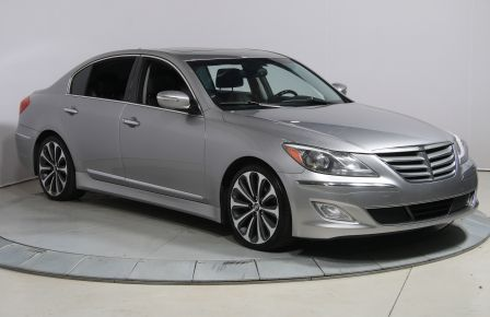 2012 Hyundai Genesis 5.0L R-SPEC EDITION LEXICON AUDIO SYSTEM #0