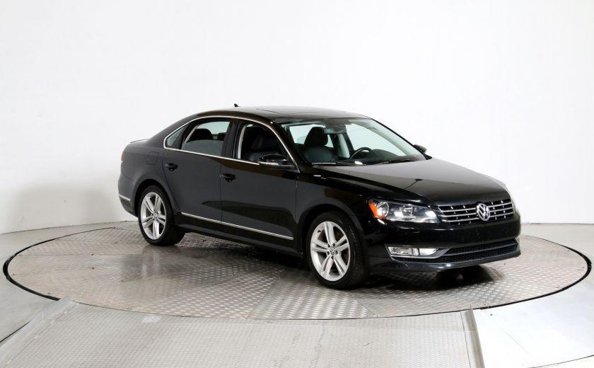 2012 Volkswagen Passat HIGHLINE AUTO A/C NAV BLUETOOTH #0
