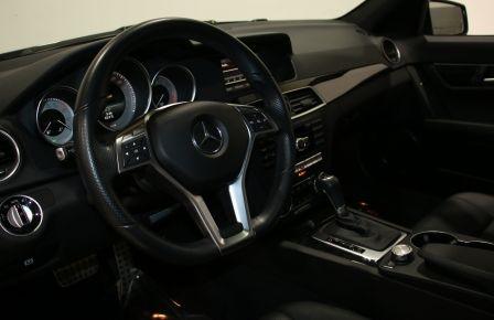 2014 Mercedes Benz C300 4MATIC A/C TOIT CUIR MAGS #0