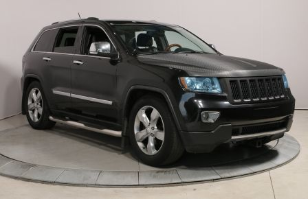 2011 Jeep Grand Cherokee OVERLAND A/C TOIT CUIR MAGS #0