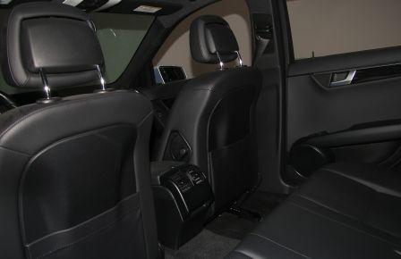 2013 Mercedes Benz C300 4MATIC A/C TOIT CUIR MAGS #0
