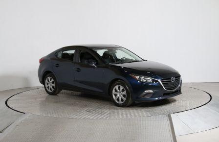 2014 Mazda 3 GX-SKY BLUETOOTH GR ELECTRIQUE #0