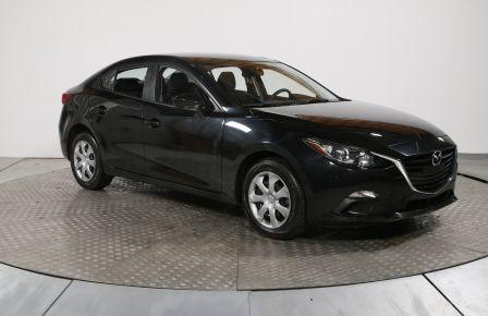 2014 Mazda 3 GX-SKY GR ELECT BLUETOOTH #0