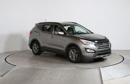 2013 Hyundai Santa Fe SPORT PREMIUM AUTO A/C GR ÉLECT MAGS BLUETHOOT #0